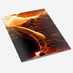 Flame Notebook