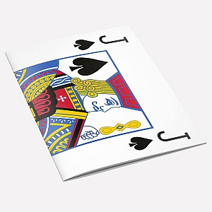 The Knave of Spades Notebook
